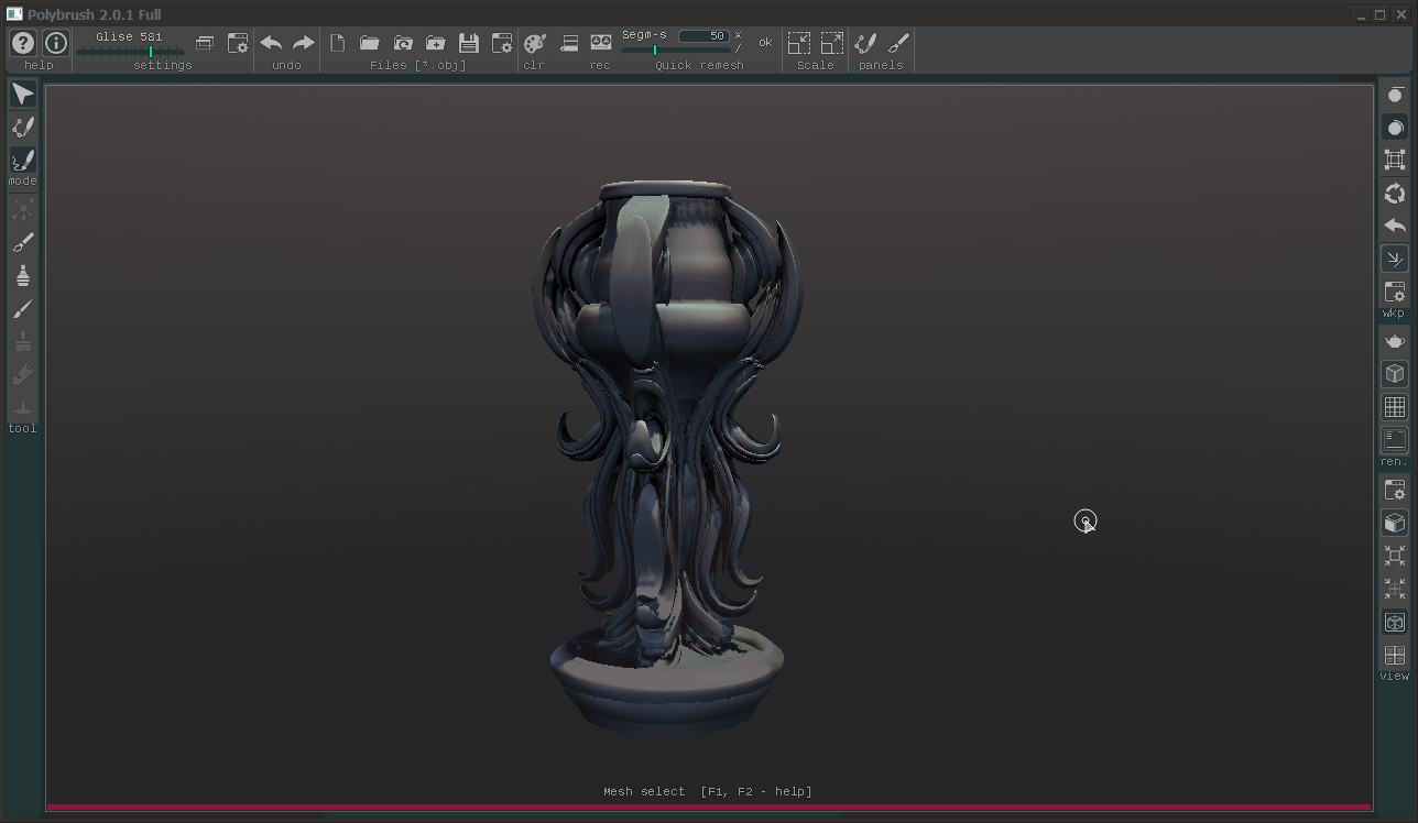Polybrush 3d Software For Artists