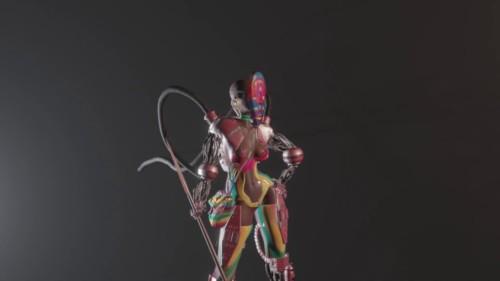 African tribe by Nils Ramses Kullack