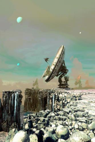 Search for intelligence by Arseniy Korablev